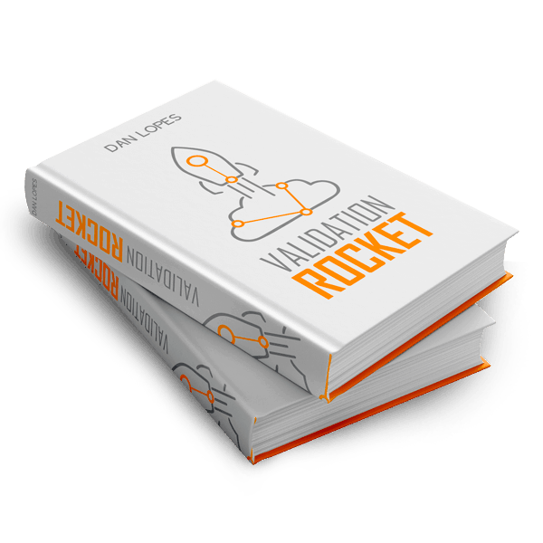 Livro Validation Rocket Dan Lopes