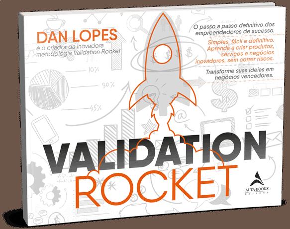 Livro Validarion Rocket